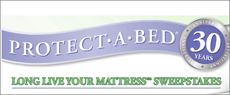 Protect-A-Bed Long Live Your Mattress Sweepstakes - Image
