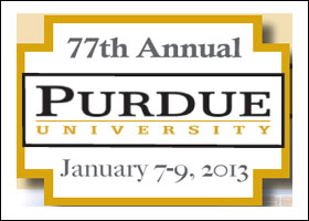Speakers, Sessions Announced for 77th Purdue Conference - Image