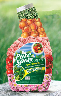 Pure Spray Green mineral oil - Image