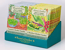 Grab and Go Veggie Seed kits - Image