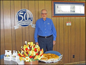 Rhodes Chemical Company Celebrates 50 Years - Image