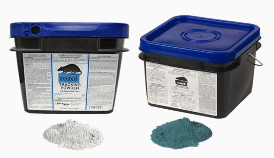 Rozol Blue Tracking Powder - Image