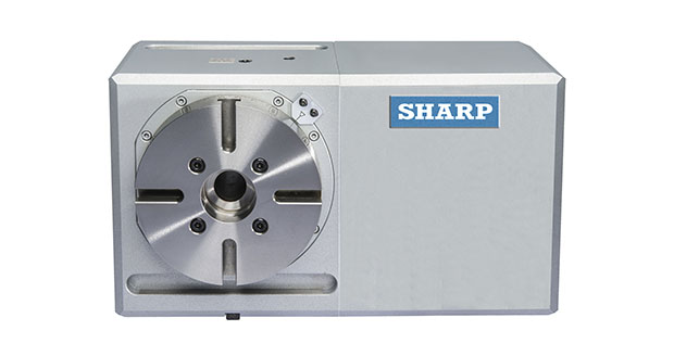 Rotary table for small-part handling