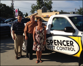 Arrow Acquires Spencer Pest Services in North Charleston, S.C. - Image