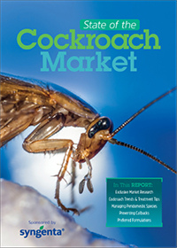 State of Cockroach Market Cover