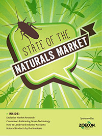 2016 State of the Naturals Market Cover