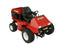 Steiner 235 Front Wheel Drive Tractor - Image