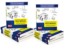 PCT Service Technician's Field Manual - 10 PACK! Save $60! - Image