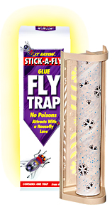 JT Eaton Stick-A-Fly Fly Trap - Image