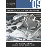 Recycling Today's 2009 Directory of Plastics Recyclers - FREE SHIPPING - Image