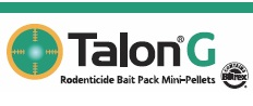 Talon G Rodenticide Bait Pack Mini-Pellets - Image