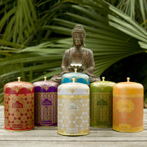 Soyveda candle and home decor collection - Image