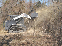 Compact track loader models: the PT-100G and PT-100G Forestry - Image