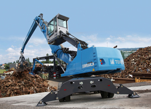 MHL350 Loading Machine - Image