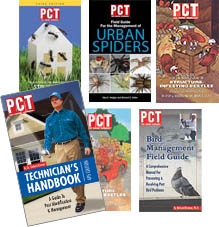 PCT Technician's Handbook & Field Guide Set - Image