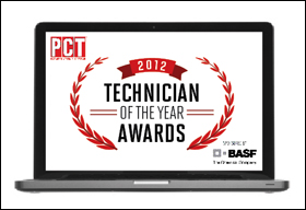 Reminder: Deadline to Nominate 2012 Technician of the Year Awards is July 13 - Image