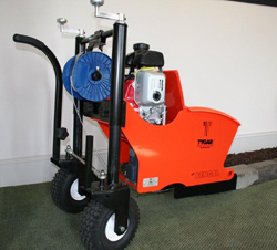 Bengal TG1000 XL curb machine - Image