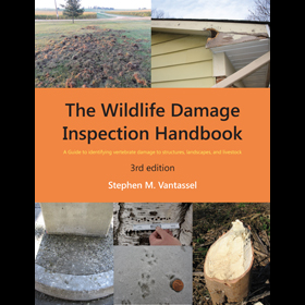 New Resource: Wildlife Damage Inspection Handbook - Image