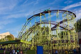cedar point to scrap roller coaster construction