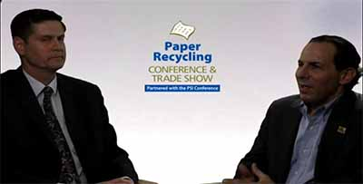 Paper Recycling Conference Interview: Joel Litman - Image