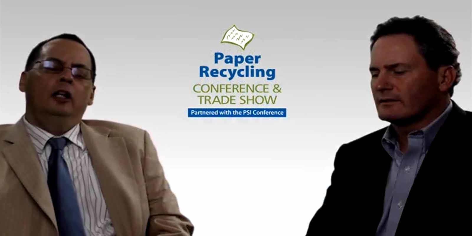Paper Recycling Conference Interview: Sean Duffy - Image