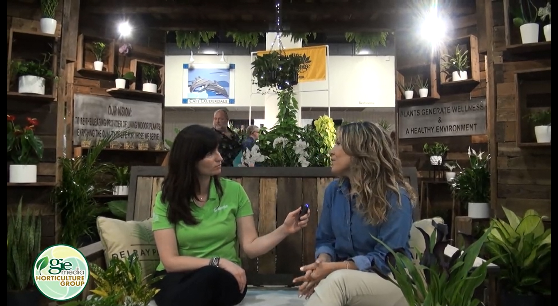 Delray Plantsu0027 Consumer Research Inspires TPIE Booth [video]   Nursery  Management