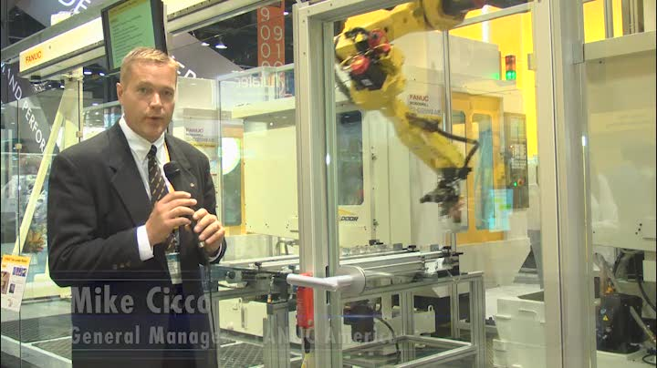 FANUC preview