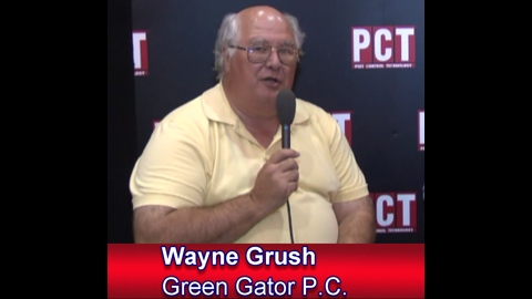 Wayne Grush Discusses Invasive Insects - Image