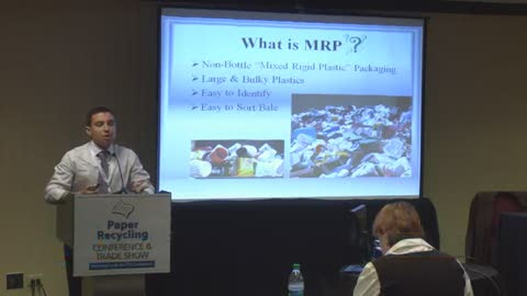 Paper Recycling Conference: Marketing Plastics 3-7 Session Video Highlight - Image