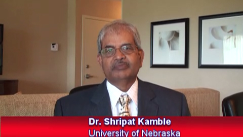 Dr. Shripat Kamble Recognized with Distinguished Achievement Award in Urban Entomology. - Image