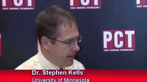 Dr. Stephen Kells Discusses Bed Bug Research and Outreach Efforts - Image