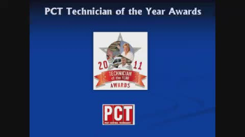 PCT Technician of the Year Awards Presentation - Image
