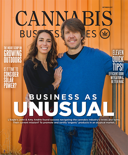Cannabis Business Times cover