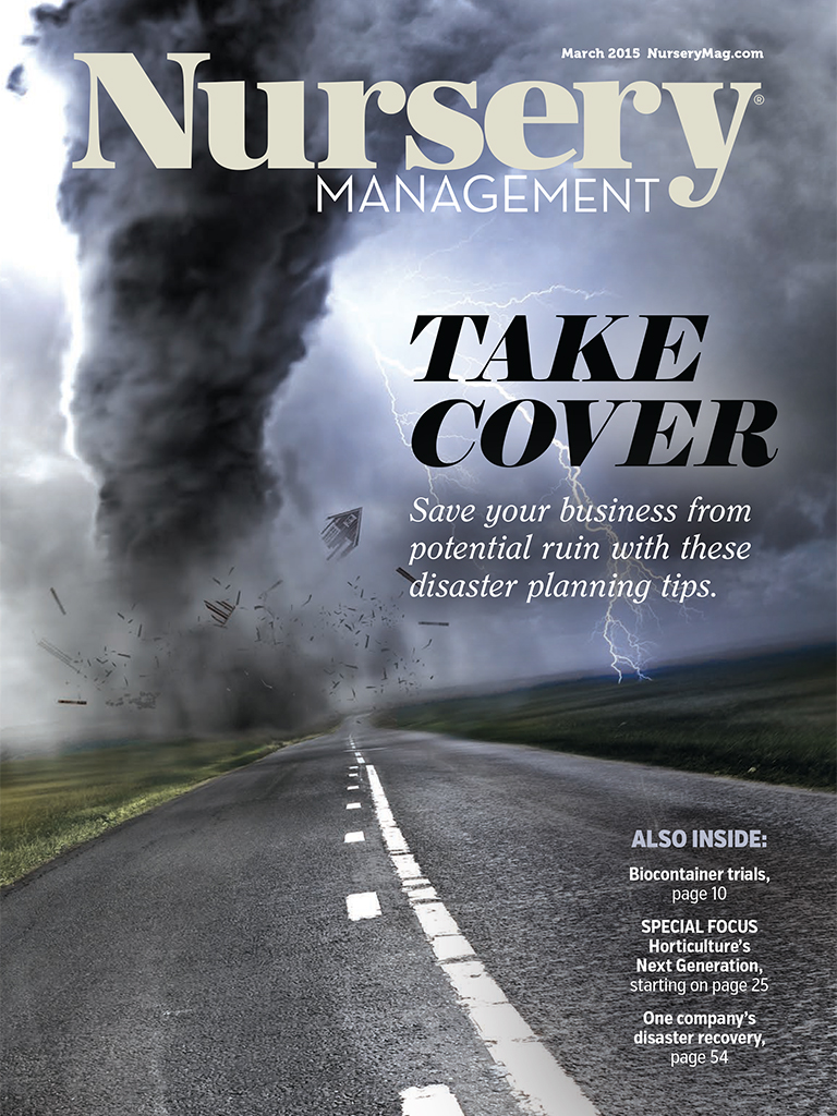 Nursery Management cover