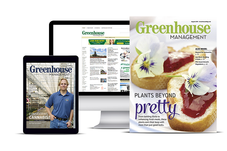 Greenhouse Management Subscribe