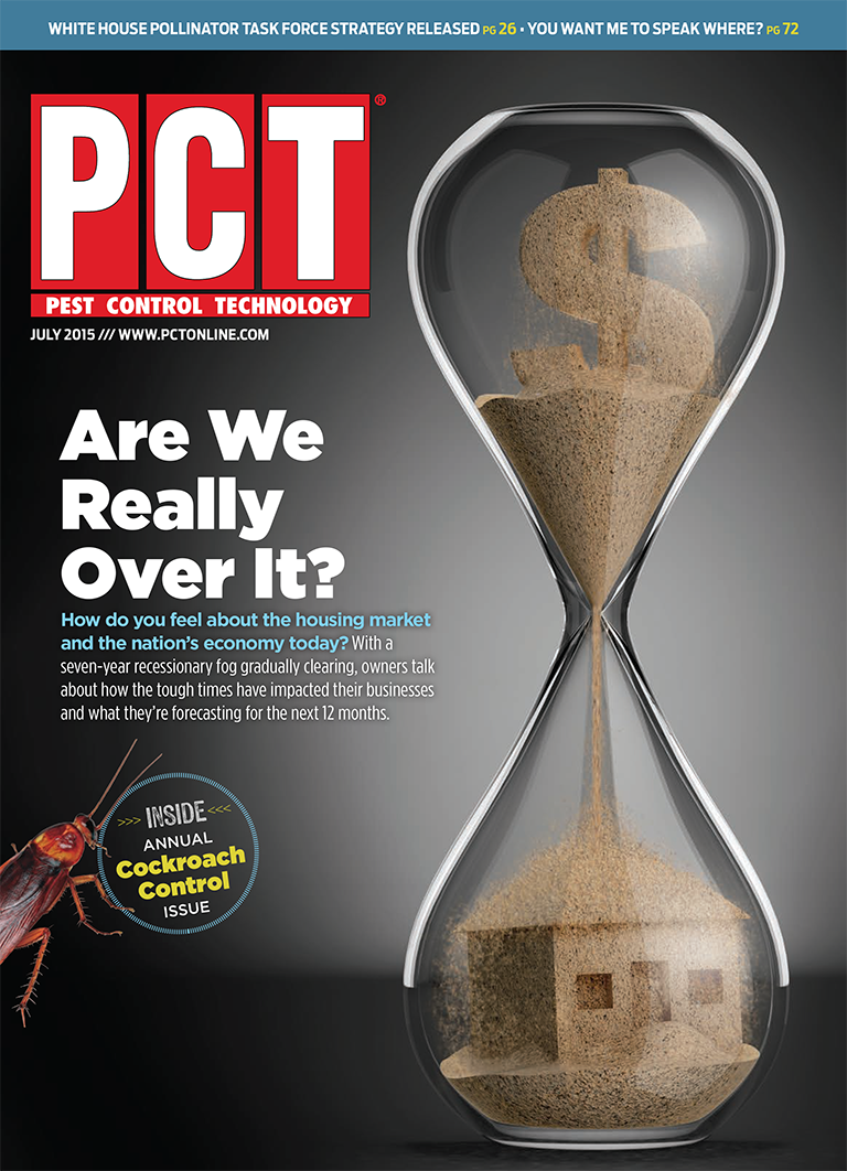 PCT cover