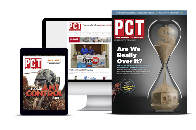 Pest Control Technology Subscribe