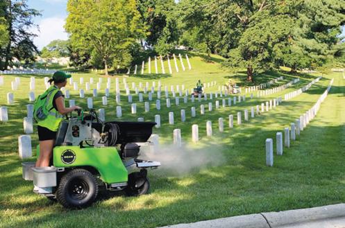 Meaningful maintenance - Lawn & Landscape