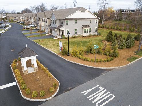 A Broader Reach Lawn Landscape