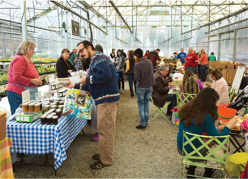 Farming consumer interests - Garden Center Magazine