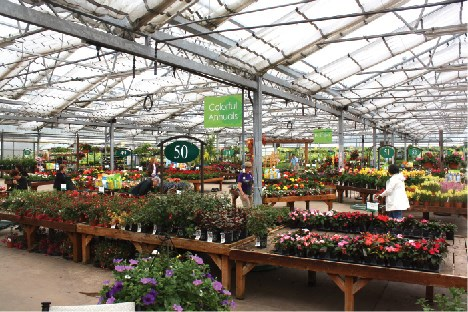 Als Garden Centers Greenhouses Right place right time