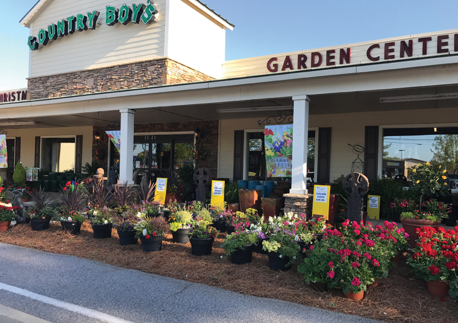 At Country Boyu0027s Home U0026 Garden Center, Customers Can Mix And Match Plants Of  Equal Size From Any Department In The Store.