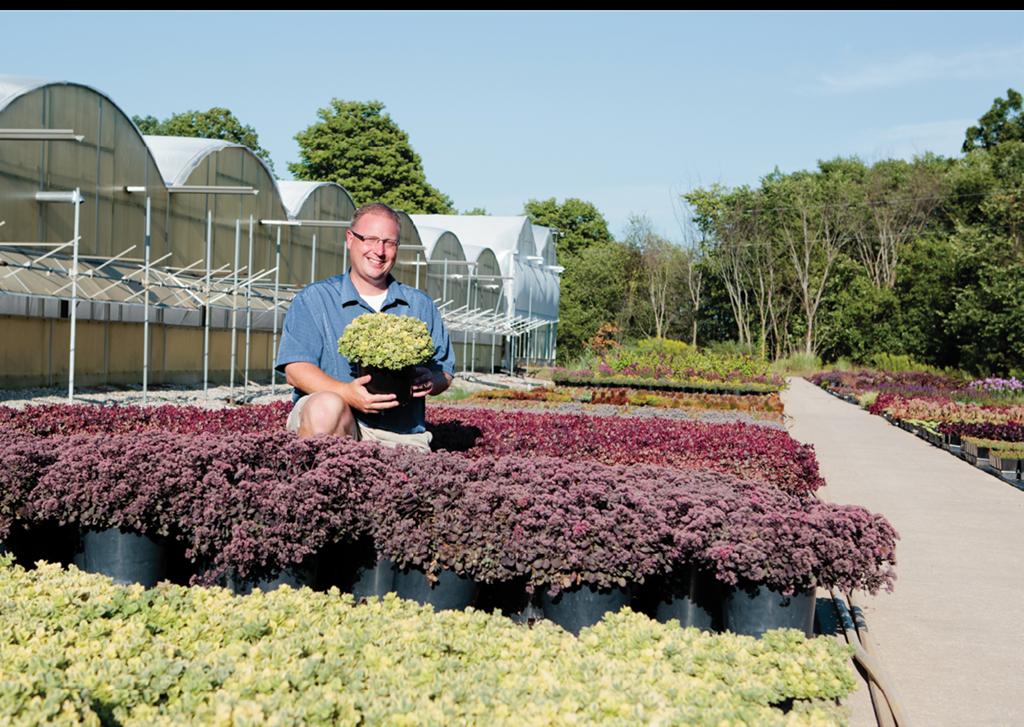 Chris Hansen S Inspiring Plant Passion Greenhouse Management