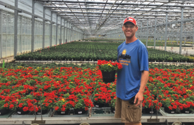 Precision At Scale Greenhouse Management