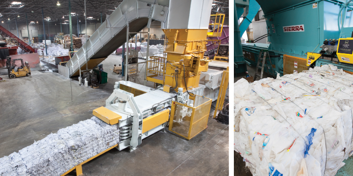 Shredding and selling - Recycling Today