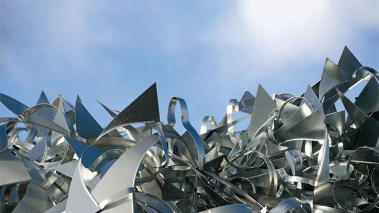 Aluminum seeks its luster - Recycling Today