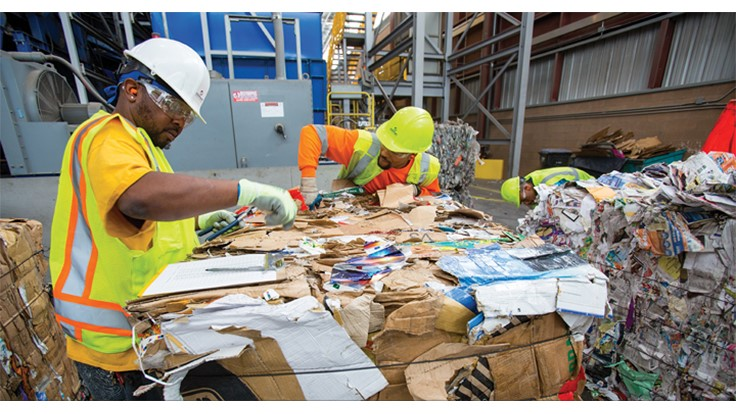 8 success factors for engaging your MRF workforce - Recycling Today