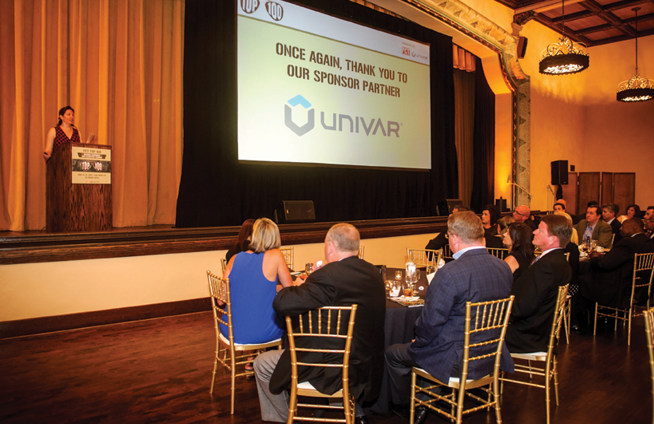 Univar Environmental Sciences has sponsored the biennial event since the first one was held in 2010.