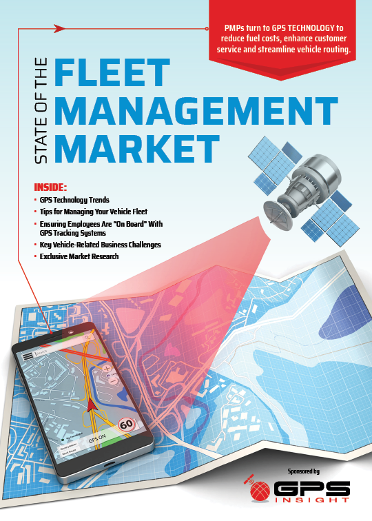 State of the Fleet Management Market, Sponsored By GPS