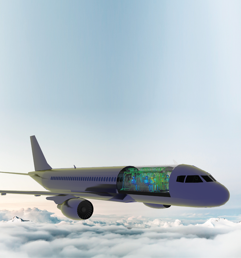 Improving aircraft environmental control system performance